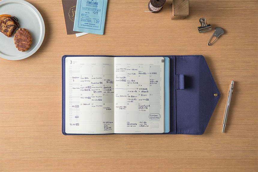 仕事でもプライベートでも使いたい!日比谷にはおしゃれな手帳が豊富! | Pathee(パシー)
